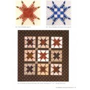 Feathered Star Quilt Blocks II by Feathered Star by Marsha McCloskey - Reproduction & Traditional
