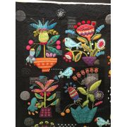 Sue Spargo Eleganza, Razzle and Dazzle Embellishment Thread Pack for the Fresh Cut Quilt by Sue Spargo Efina Cotton - Thread Packs