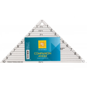 EZ Quilting Companion Angle Ruler by EZ Quilting - Triangles