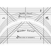 Wonder Curvit Long-arm Ruler Set by Sew Kind of Wonderful by Sew Kind of Wonderful - Scallops, Wave, Curve Rulers