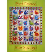 Sue Spargo Efina Wool Thread Set for the Bird Dance Quilt by Sue Spargo - Sue Spargo Efina 60wt Cotton