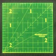 "Matilda's Own 2½"" Square by Matilda's Own - Square Rulers"