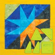 """9 Patch Star 6"""" Template Set by Matilda's Own - Quilt Blocks"""