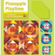 Pineapple Playtime Template Set by Matilda's Own - Quilt Blocks