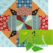Gateaux Template Set by Matilda's Own - Quilt Blocks