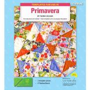 Primavera Template Set by Matilda's Own - Quilt Blocks