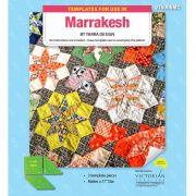 Marrakesh Template Set by Matilda's Own - Quilt Blocks