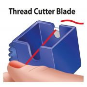 Thread Magic Thread Conditioner Square and Cutter by Taylor Seville - Other Notions