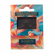 Bohin Red Fish Assorted Needle Book by Bohin - Hand Sewing Needles
