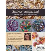 Creative Stitches for Contemporary Embroidery by  Sharon Boggon by C&T Publishing - Embroidery