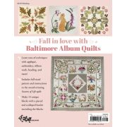 Seasons of Life Quilt by Sandra L Mollon by C&T Publishing - Reproduction & Traditional
