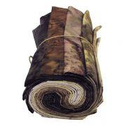 Hoffman 1895 Batiks 12 Fat Quarters Earth by Hoffman 1895 Watercolour Batik - Fat Quarter Packs