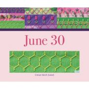 365 Embroidery Combinations Perpetual Calendar by C&T Publishing - Reference