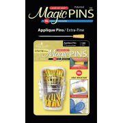 Magic Pins Applique Pins Extra Fine (100) by Taylor Seville - Applique Pins