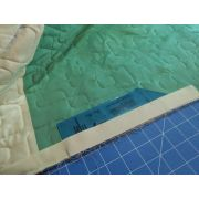The Binding Tool Template Ruler by TQM Products - Bias, Binding, Mitering, Piping Rulers