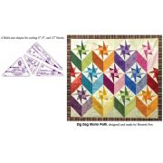 Marti Michell Starry Path Template Set by Marti Michell - Quilt Blocks
