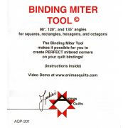 Binding Miter Tool by Other - Bias, Binding, Mitering, Piping Rulers