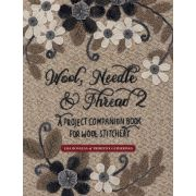 Wool Needle & Thread 2 by  - Embroidery