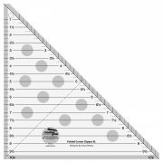 Creative Grids Folded Corner Clipper Tool XL by Creative Grids - Specialty Rulers