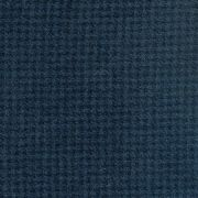 """Sue Spargo Deep Teal Check Hand Dyed Wool - Fat Quarter 25"""" x 16"""" by Sue Spargo - Hand Dyed Wool by Sue Spargo Studios"""