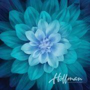 "Dream Big Floral 43"" Panel  - Teal by Hoffman - Panels"