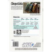 Chopsticks Quilt Pattern by Jaybird Quilts by Jaybird Quilts - Quilt Patterns