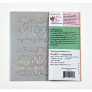 Embroidery Stitch Templates by Creative Impressions - Embroidery