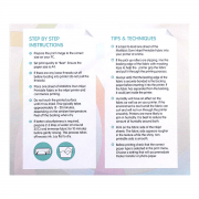 Matilda's Own A3 Size Inkjet Fabric Sheets (5) by Matilda's Own - Inkjet Fabric Sheets