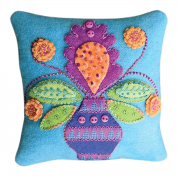 Canna Blossom Pincushion Kit by Sue Spargo by Sue Spargo - Kits