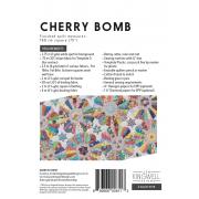 Cherry Bomb Quilt Pattern by Michelle McKillop by Jen Kingwell Designs - Jen Kingwell Designs