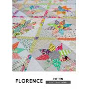 Florence Quilt Pattern by Lucy Carson Kingwell by Jen Kingwell Designs - Jen Kingwell Designs
