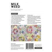 Milkweed Quilt Pattern by Michelle McKillop by Jen Kingwell Designs - Jen Kingwell Designs