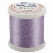 YLI Silk 100 Thread, 204 Lavender by YLI Thread - YLI Silk Thread