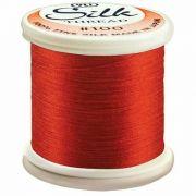 YLI Silk 100 Thread, 256 Rust by YLI Thread - YLI Silk Thread