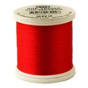 YLI Silk 100 Thread, 202 Bright Red by  - YLI Silk Thread