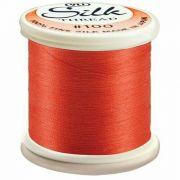 YLI Silk 100 Thread, 217 Coral by YLI Thread - YLI Silk Thread