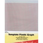 """Sew Easy ¼"""" grid Template Plastic (2) by Sew Easy - Template Plastic"""