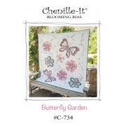 Butterfly Garden Chenille-it Quilt Pattern by Chenille It - Quilt Patterns