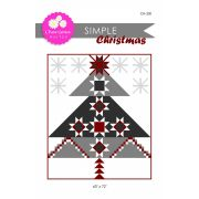 Simple Christmas Quilt Pattern by  - Christmas & Holiday