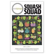 Squash Squad Pattern by Sue Spargo by Sue Spargo - Sue Spargo
