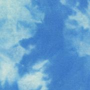 """Sue Spargo Mottled Sky Hand dyed wool Fat Quarter 25"""" x 16"""" by Sue Spargo - Hand Dyed Wool by Sue Spargo Studios"""