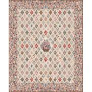 Jane Austen At Home Boxed Coverlet Quilt Kit by Riley Blake by Riley Blake Designs - Quilt Kits
