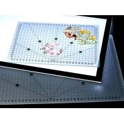 Translucent Cutting Mat for Light Box Wafer A4 Size by Sew Easy - Lights & Magnifiers