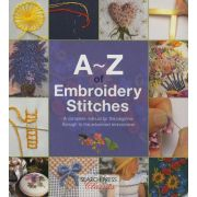 A-Z of Embroidery Stitches by  - Embroidery