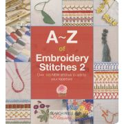 A-Z of Embroidery Stitches 2 by  - Embroidery