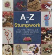 A-Z of Stumpwork by  - Embroidery