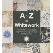 A-Z of Whitework by  - Embroidery