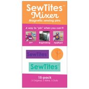 SewTites Magnetic Pin -Assorted Pack (15) by SewTites - Sewtites