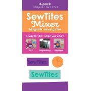 SewTites Magnetic Pin -Assorted Pack (3) by SewTites - Sewtites