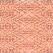 Tula Pink True Colors Hexy - Peach Blossom by Tula Pink - Tula Pink